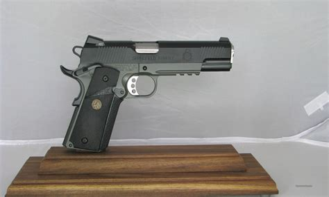 Gunkeyword Springfield Armory Loaded 1911 Pistol Loaded Mc Operator For Sale.