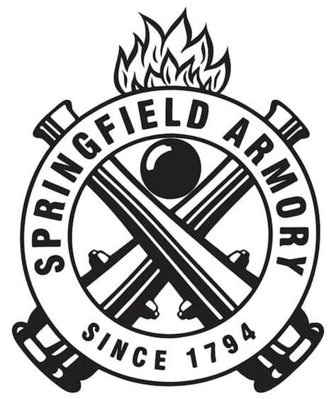 Vortex Springfield Armory Logo Vector.