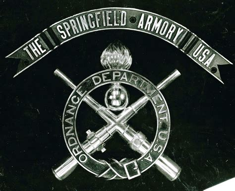 Vortex Springfield Armory Logo Wallpaper.