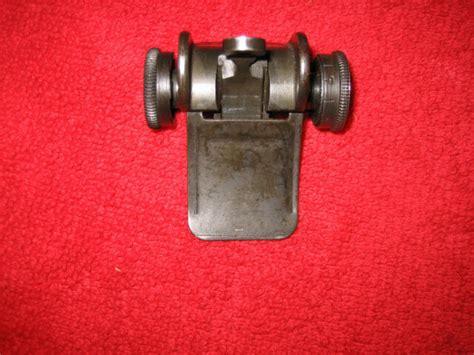 Vortex Springfield Armory M1 Garand Rear Sights.