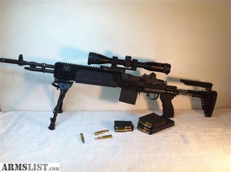 Gunkeyword Springfield Armory M14 Ebr For Sale.