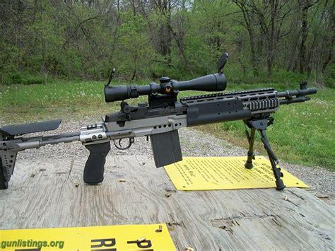 Gunkeyword Springfield Armory M1a Ebr Stock.