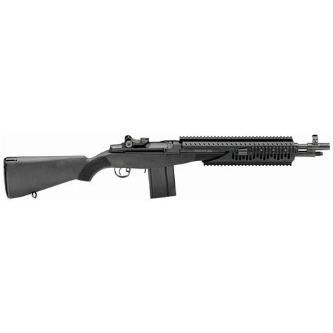 Vortex Springfield Armory M1a Socom Ii With Extended Top Rail.