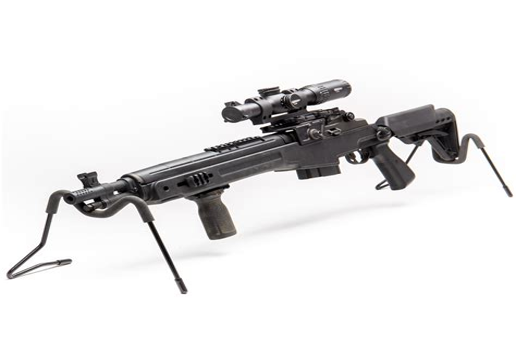 Vortex Springfield Armory M1a Socom Suppressed.