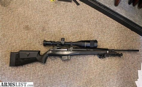 Gunkeyword Springfield Armory M1a Whitefeather Tactical.