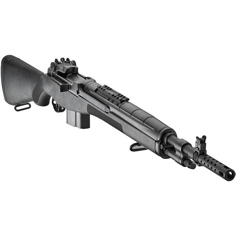 Gunkeyword Springfield Armory M1a-A1tm Scout Squad Semiautomatic Rifle For Sale.