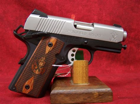 Vortex Springfield Armory Micro Compact 1911 For Sale.