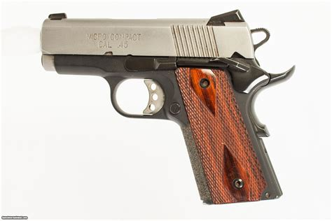 Vortex Springfield Armory Micro Compact 1911 Review.