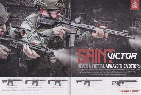 Vortex Springfield Armory Poster.