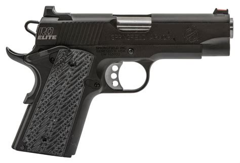 Vortex Springfield Armory Range Officer Elite Compact Review.