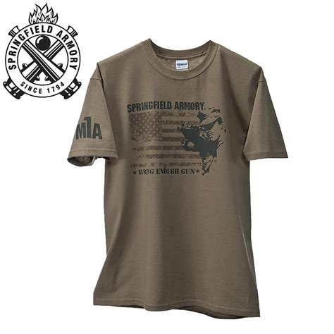 Vortex Springfield Armory Shirts.