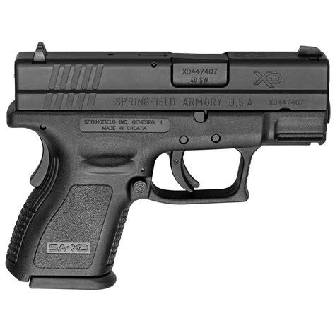 Vortex Springfield Armory Sub Compact Handguns.