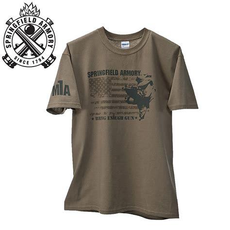 Vortex Springfield Armory T Shirt.