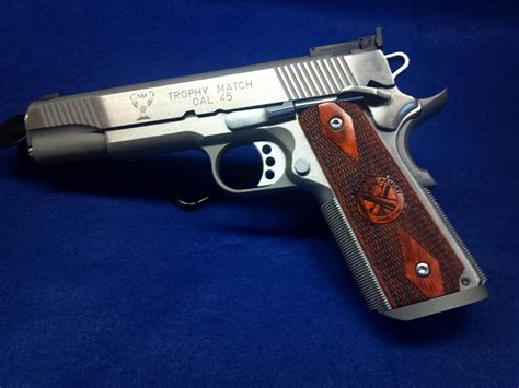 Vortex Springfield Armory Trophy Match Grips.
