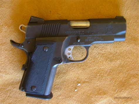 Vortex Springfield Armory Ultra Compact 1911 Double Stack.