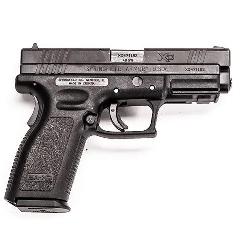 Vortex Springfield Armory Xd 40 Cost Pistol.