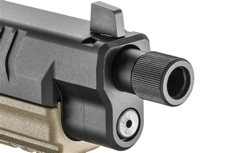 Vortex Springfield Armory Xd 40 Subcompact Threaded Barrel.