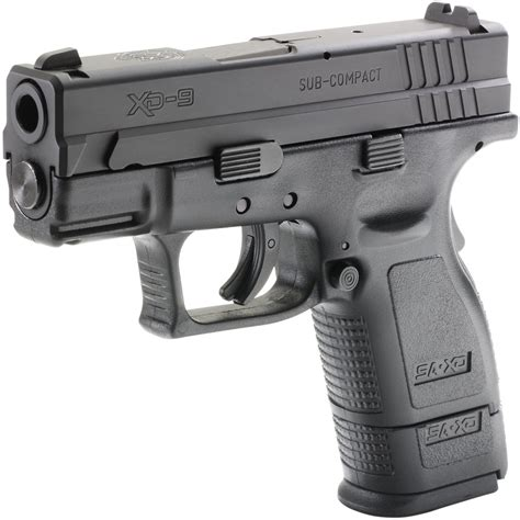 Vortex Springfield Armory Xd 9mm Subcompact Accessories.