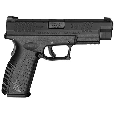 Vortex Springfield Armory Xd M 40 S&w 4.5 Full-Size Pistol.