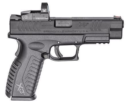 Vortex Springfield Armory Xd M Osp Dao 9mm 4.5.
