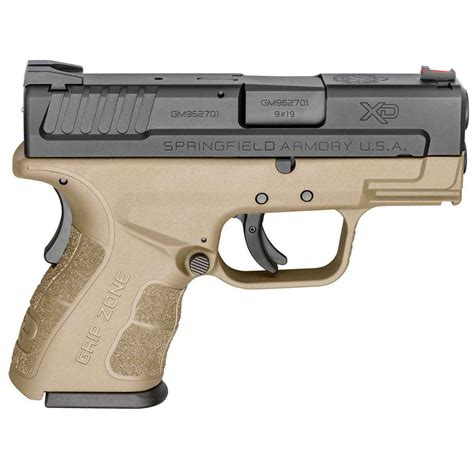 Vortex Springfield Armory Xd Mod 2 Subcompact 9mm Review.