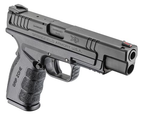Vortex Springfield Armory Xd Mod.2 Tactical Model 9mm Pistol.