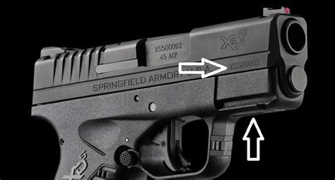 Vortex Springfield Armory Xd Model Numbers.