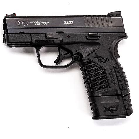 Gun-Shop Springfield Armory Xd S 45acp Micro Pistol For Sale.