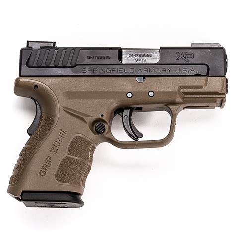 Ammunition Springfield Armory Xd Subcompact Ammunition Restrictions.