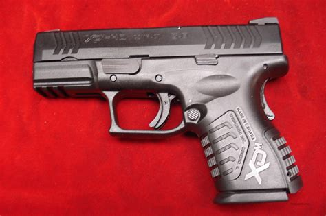 Vortex Springfield Armory Xdm 40 3.8 Compact For Sale.