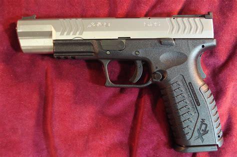 Vortex Springfield Armory Xdm 5.25 For Sale.