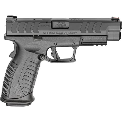 Vortex Springfield Armory Xdm 9mm 4.5 Accessories.