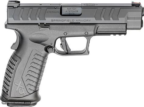Vortex Springfield Armory Xdm Handgun.