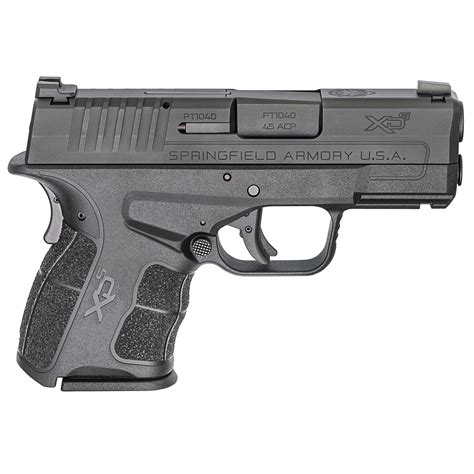 Vortex Springfield Armory Xds 45 With Night Sights.