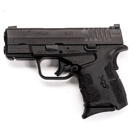 Vortex Springfield Armory Xds 45acp 3.3 For Sale.