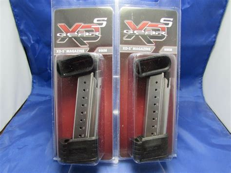 Vortex Springfield Armory Xds Extended Magazine.