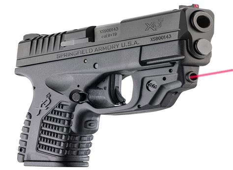 Vortex Springfield Armory Xds Laser.