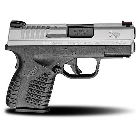 Vortex Springfield Armory Xds Semi Auto Pistol 45 Acp Wallpaper.