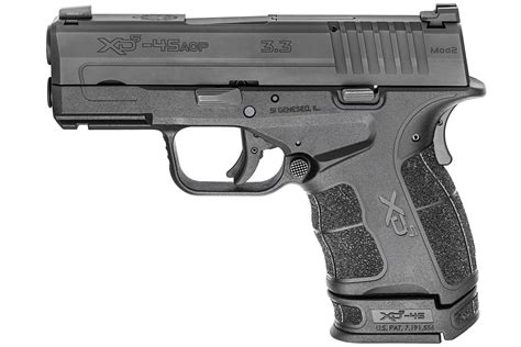 Vortex Springfield Armory Xds Single Stack 45acp Micro For Sale.