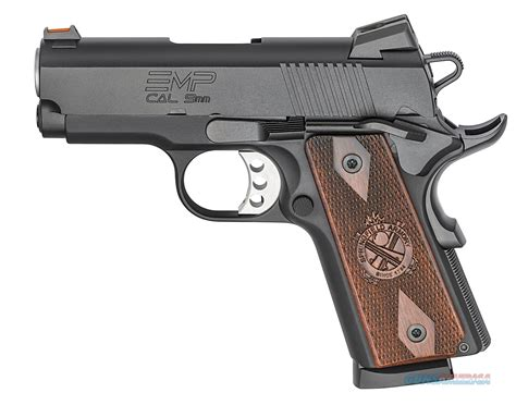 Vortex Springfield-Armory 1911 Emp 4 Compact 9mm.