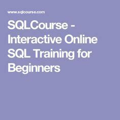 sql server dba resume sample sqlcourse interactive online sql training for beginners - Sql Server Dba Sample Resumes