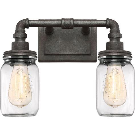 Squires 2-Light Bath Bar