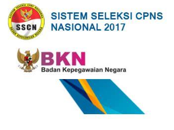 Sscn Bkn Go Id Petunjuk Pengumuman Cpns 2017 Kemenkumham Daftar Nama Hasil