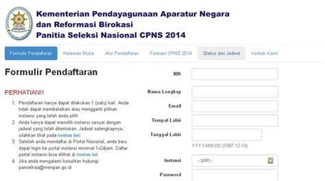 Sscnbkngoid 2014 Formasi Cara Daftar Cpns 2017 Di Sscnbkngoid Rekrutmen