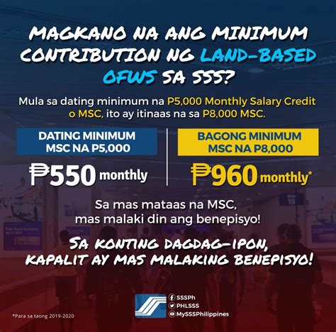Credit Card Application Ofw Sss Ofw Coverage Program Embassy Of The Philippines In