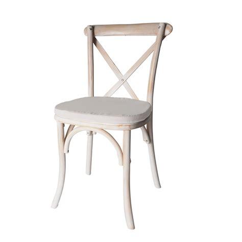 Stühle Weiß Gebeizt