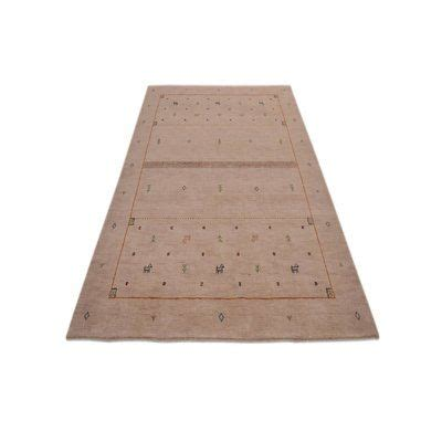 St Catherine Hand-Knotted Wool Beige Area Ru by