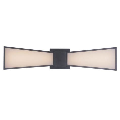 Staciee 2-Light LED Bath Bar