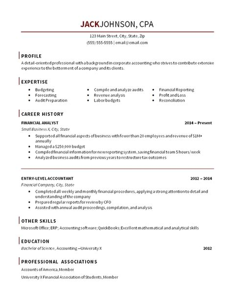 staff accountant resume entry level accountant resume sample - Sample Staff Accountant Resume