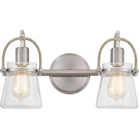 Stafford 2-Light Vanity Light